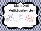 Growing Multi-Digit Multiplication Unit Bundle (Common Cor