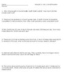 Multi-Digit Multiplication Word Problems w/ Decimals (Scaffolded Practice Pack)
