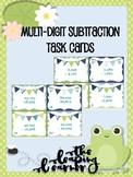 Multi-Digit Subtraction Task Cards
