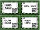 Multi-Digit Subtraction Task Cards [QR Codes]  4NBT4