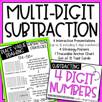 Multi-Digit Subtraction Unit