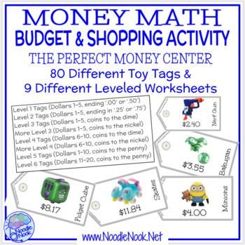 Multi-Level Money Math for LIFE Skills
