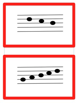 Multi-Level Recorder Flashcards and Finger Charts