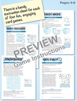 Finding 10 or 100 More or Less: 40 Math Matching Game Cards 2B28