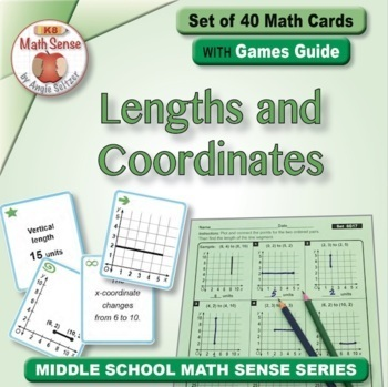Multi-Match Game Cards 6G: Lengths and Coordinates