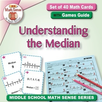 Multi-Match Game Cards 6S: Understanding the Median