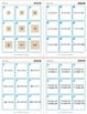 FREE Fact Families for Square Numbers: 40 Math Matching Cards 3A