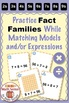 Multi-Match Game Cards BUNDLE: Multiplication and Division