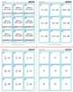 Finding a Percent of a Number: Math Matching Game Cards 6R