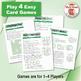 Multi-Match Game Cards 8G: Volume of Cones