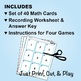 Numerals 1 to 9: Math Matching Game Cards KC