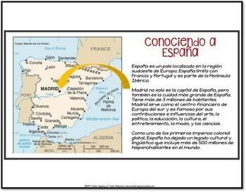 Spain Presentation (In Spanish)