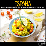 Presentation and Interactive Flip Book: Spain (In Spanish)