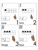 Multi-Modal Number Flash Cards 1-20