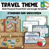 Travel Theme PowerPoint Templates