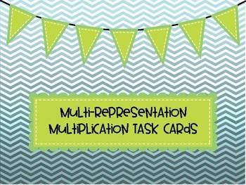 Multi-Rep Multiplication Task Cards