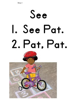 Pre-Primer Words:  A Multi-Sensory Approach