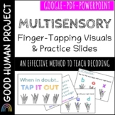 Multi-Sensory Finger Tapping Decoding Visuals + Practice P
