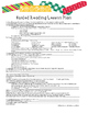 Multi-Sensory Strategies Guided Reading Lesson Plan