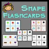 Multi Shape Flashcards