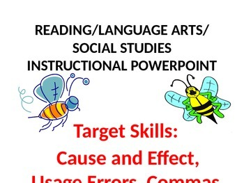 Multi-Skill Teacher Friendly Power Point
