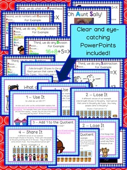Multi-Step All 4 Operations Word Problems - Fourth Grade 4.OA.A.3 Activity Unit