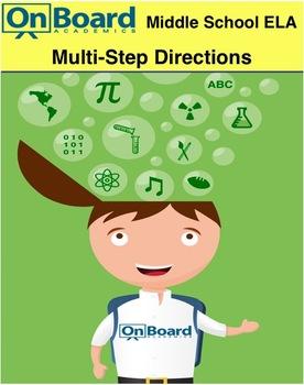 Multi-Step Direction-Interactive Lesson