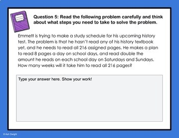 Division Multi-Step Word Problems