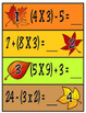 Multi-Step Equations (3rd and 4th Grade Math) TEKS 3.4A 3.4K