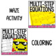 Multi-Step Equations Activity Pack