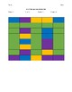 Multi Step Equations Color Worksheet Activity