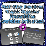 Solving Multi-Step Equations Interactive Lesson and Presentation