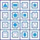 Multi Step Equations Square Puzzle Activity