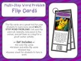 Multi-Step Flip Cards
