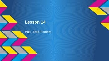 Multi-Step Fractions