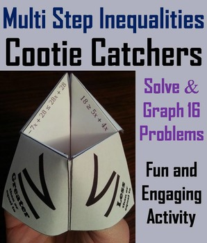 Solving Multi Step Inequalities Practice/ Solving Multi St