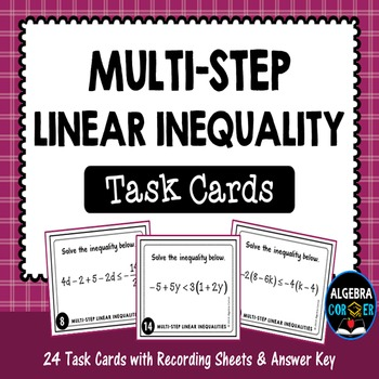 Multi-Step Inequalities