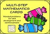 Multi Step Math Cards