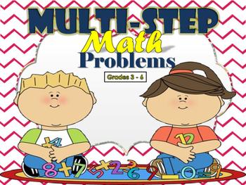 Multi-Step Math Problems