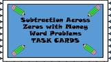 Multi-Step Money Word Problems with Subtraction Across Zer