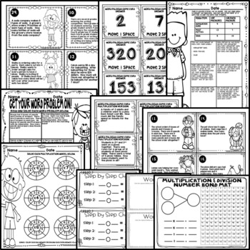 multiplication - multiplication facts - multiplication word problems and games