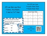 Multi-Step Multiplication Word Problems & 2 by 3 digit Multiplication