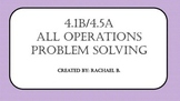 Multi-Step Problem Solving
