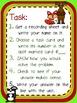 Multi-Step Problem Solving Task Cards 3rd 4th Grade