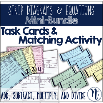 Multi-Step Problem Solving with Strip Diagrams: Matching A
