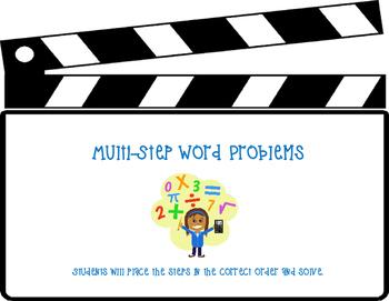 Multi-Step Problems TEKS 5.4B