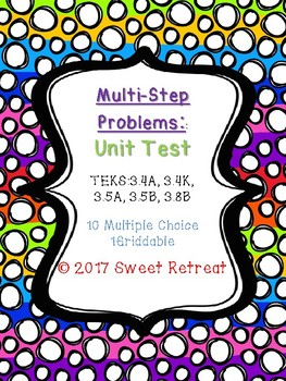 Multi-Step Unit Test