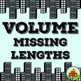 Volume-Missing Length