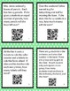 Multi Step Word Problem QR Task Cards 4.OA.A.3 Fourth Grad