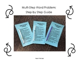 Multi-Step Word Problem: Step By Step Guide